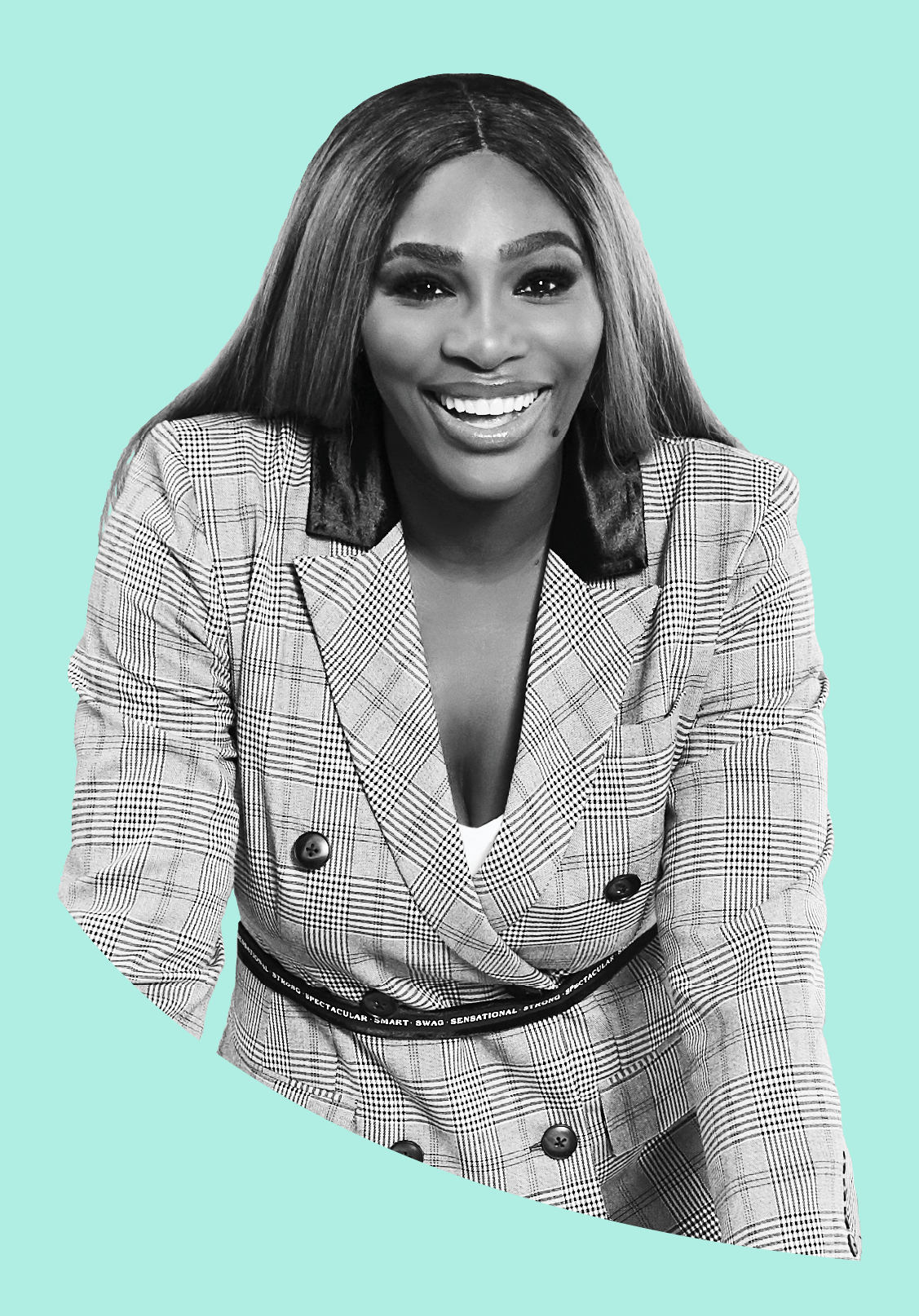 Serena Williams Joins The Mom Project