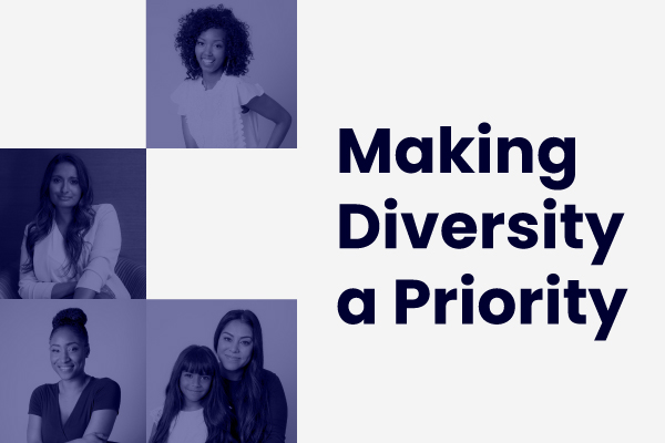 Making Diversity a Priority