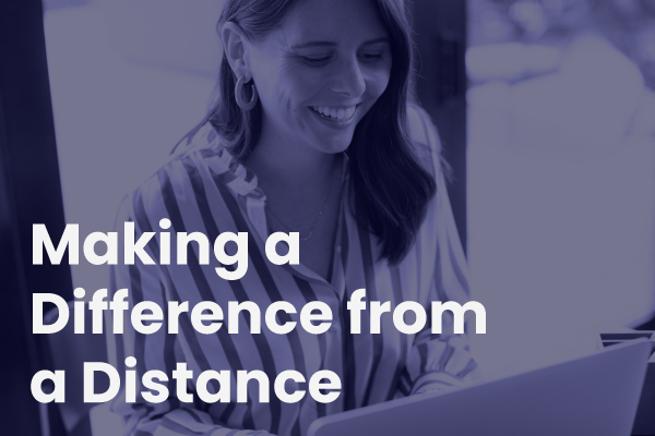 Making a Difference from a Distance