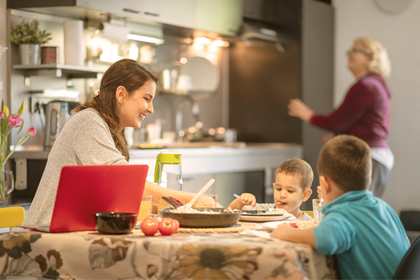 How COVID-19 Changed Work for Moms